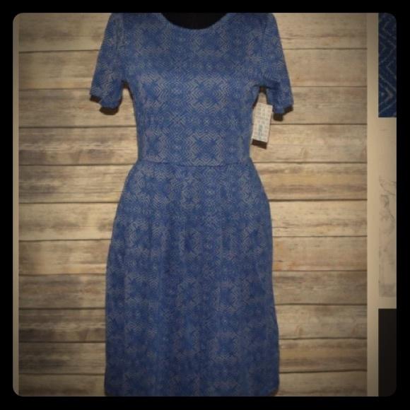 LuLaRoe Dresses & Skirts - Xl Lularoe Amelia